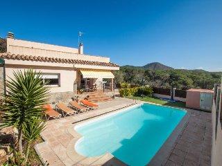 4 bedroom Villa in Tordera, Catalonia, Spain : ref 5481422