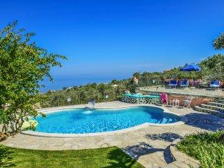 6 bedroom Villa in Sant'Agata sui Due Golfi, Campania, Italy : ref 5481293