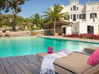 7 bedroom Villa in s'Estanyol de Migjorn, Balearic Islands, Spain : ref 5481297