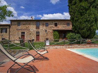 8 bedroom Villa in Montelupo Fiorentino, Tuscany, Italy : ref 5481100