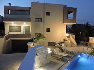 Joy Luxury Villa In Daratso, Chania Crete