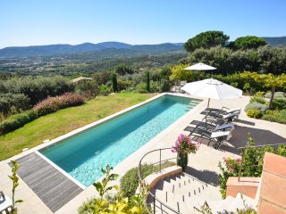 3 bedroom Villa in Grimaud, Provence-Alpes-Cote d'Azur, France : ref 5480633