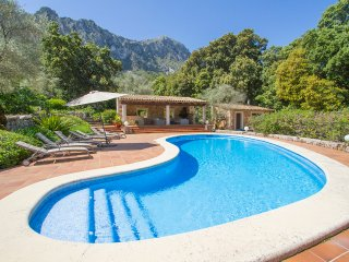 4 bedroom Villa in Lluc, Balearic Islands, Spain : ref 5480629