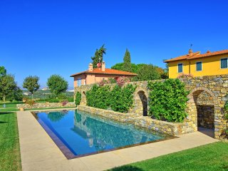 3 bedroom Villa in Certosa, Tuscany, Italy : ref 5480547