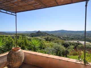 3 bedroom Villa in Grimaud, Provence-Alpes-Cote d'Azur, France : ref 5480633