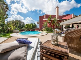 4 bedroom Villa with Pool, Air Con and WiFi - 5480500