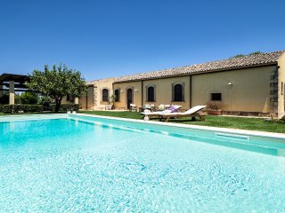 5 bedroom Villa in Ciane, Sicily, Italy : ref 5479355