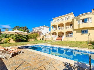 5 bedroom Villa in Rincon de la Victoria, Andalusia, Spain : ref 5479166