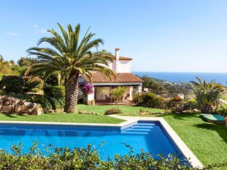 4 bedroom Villa in Platja d'Aro, Catalonia, Spain : ref 5479080