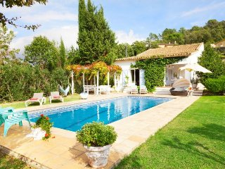 4 bedroom Villa in Caldes de Malavella, Catalonia, Spain : ref 5478351