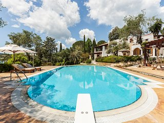 7 bedroom Villa in Limni Keriou, Ionian Islands, Greece : ref 5473947