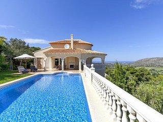 5 bedroom Villa in Denia, Valencia, Spain : ref 5473401