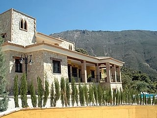 5 bedroom Villa in Jaen, Andalusia, Spain : ref 5455134