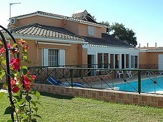 8 bedroom Villa in Jerez de la Frontera, Andalusia, Spain : ref 5455126