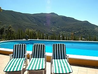 2 bedroom Villa in Jaen, Andalusia, Spain : ref 5455136