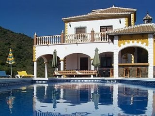 6 bedroom Villa in Málaga, Andalusia, Spain : ref 5455008