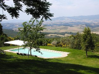 8 bedroom Villa in Gambassi Terme, Tuscany, Italy : ref 5446728