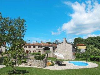 9 bedroom Villa in Pazin, Istarska Zupanija, Croatia : ref 5439579