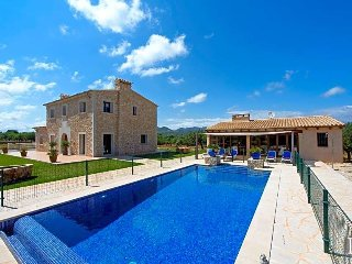 4 bedroom Villa in s'Horta, Balearic Islands, Spain : ref 5433566