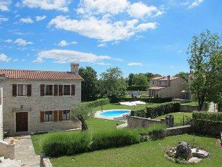 2 bedroom Villa in Pazin, Istarska Županija, Croatia : ref 5439573