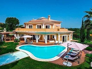6 bedroom Villa in Quinta do Lago, Faro, Portugal : ref 5433586