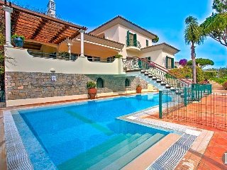 6 bedroom Villa in Quinta do Lago, Faro, Portugal : ref 5433577