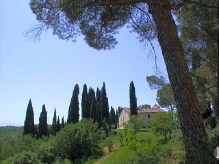 7 bedroom Villa in Siena, Tuscany, Italy : ref 5433057
