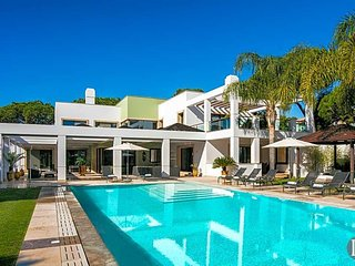 6 bedroom Villa in Quinta do Lago, Faro, Portugal : ref 5433311