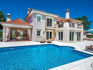 5 bedroom Villa in Quinta do Lago, Faro, Portugal : ref 5433319