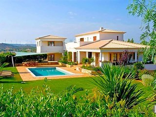 6 bedroom Villa in Burgau, Faro, Portugal : ref 5433035