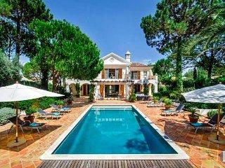 4 bedroom Villa in Quinta do Lago, Faro, Portugal : ref 5433193