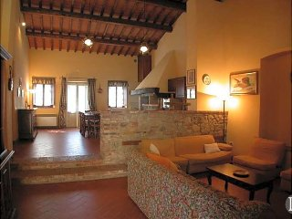 4 bedroom Apartment in Florence, Tuscany, Italy : ref 5433067