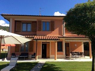 Villino Blu private villa on the Chianti hils 10+2 pax