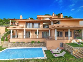 5 bedroom Villa in Tamariu, Catalonia, Spain : ref 5425180