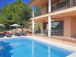 4 bedroom Villa in Tamariu, Catalonia, Spain : ref 5425117