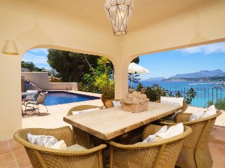 3 bedroom Villa in Moraira, Valencia, Spain : ref 5396955