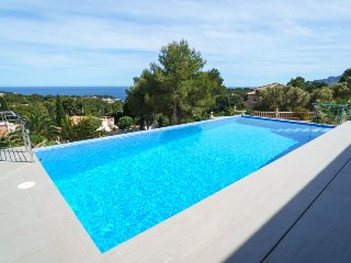 3 bedroom Villa in Moraira, Valencia, Spain : ref 5396950
