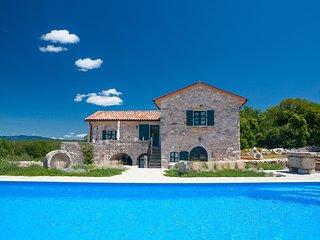 3 bedroom Villa in Strilčići, Primorsko-Goranska Županija, Croatia : ref 5313227