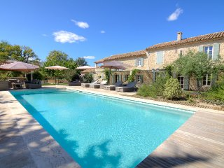 5 bedroom Villa in Saint-Remy-de-Provence, Provence-Alpes-Cote d'Azur, France :