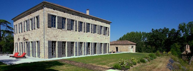 6 bedroom Villa in Mauvezin, Occitania, France : ref 5247240