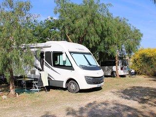 Piazzola standard per Camper o Tenda Grande