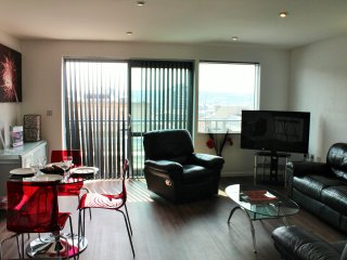 One Bedroom Penthouse - West Street Apartments, Sheffield