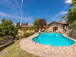 10 bedroom Villa in Londa, Tuscany, Italy : ref 5242041