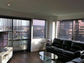 Two Bedroom Penthouse - West Street Apartments, Sheffield