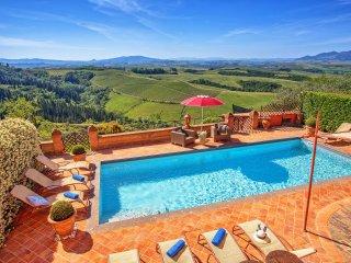5 bedroom Villa in Fabbrica, Tuscany, Italy - 5241498