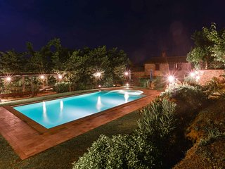 5 bedroom Villa in Fabro, Umbria, Italy : ref 5241379