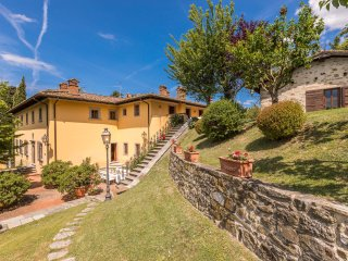 10 bedroom Villa in Londa, Tuscany, Italy : ref 5240488