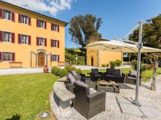 5 bedroom Villa in Massa e Cozzile, Tuscany, Italy : ref 5240161