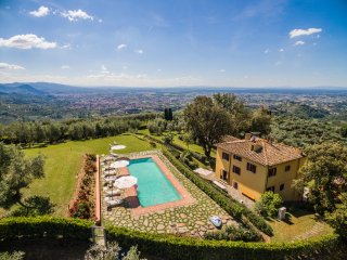 5 bedroom Villa in Massa e Cozzile, Tuscany, Italy : ref 5240161