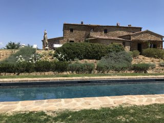 6 bedroom Villa in Pienza, Tuscany, Italy : ref 5239540